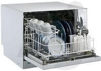 DDW611WLED | Danby 24 In. Countertop Dishwasher in White at The